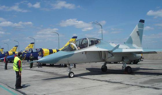 Самолет М-346 Master