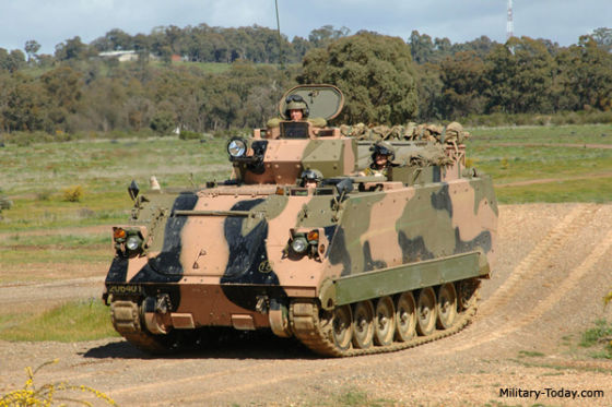 БМП M113AS4