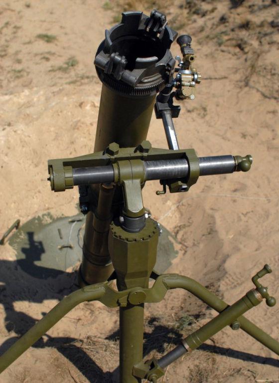 120-мм миномет М120-15 «Молот»