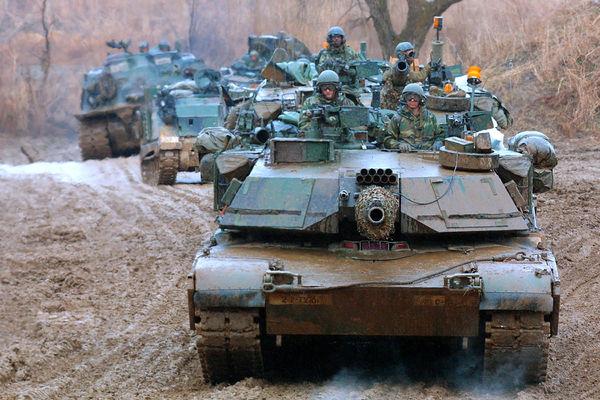 "M1 Abrams (""Абрамс"")"