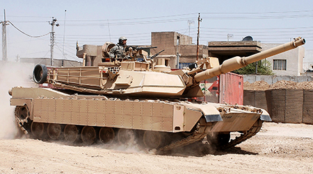 M1A2 SEP Abrams. Фото Сommons.wikimedia.org/
