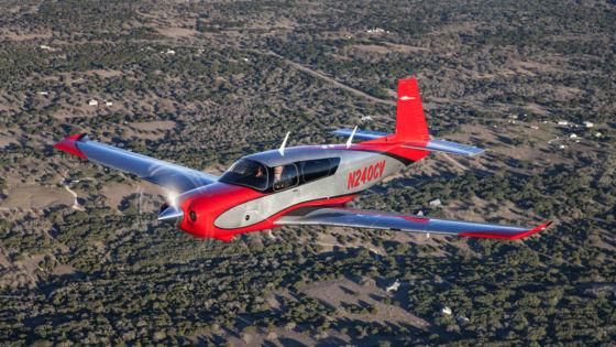 Самолет M20V Acclaim Ultra