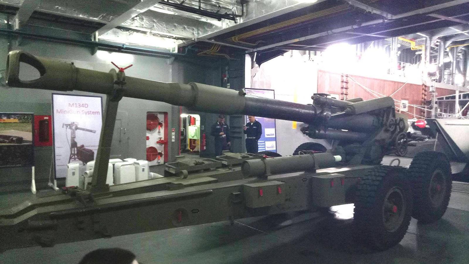 Одна из трех первых полученных морской пехотой Филиппин 155-мм/39 буксируемых гаубиц Elbit Systems (Soltam Systems) М-71 израильского производства, 2017 год.