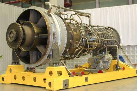 Газотурбинный двигатель М90ФР