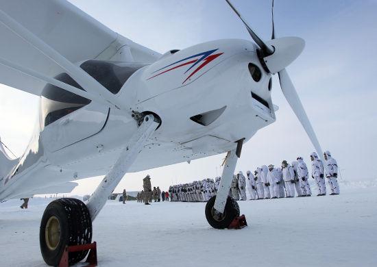 "Легкий самолет МАИ-223 ""Китенок"""
