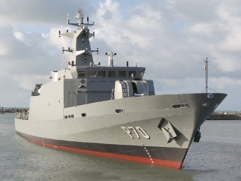 Корабль класса «Maкае»