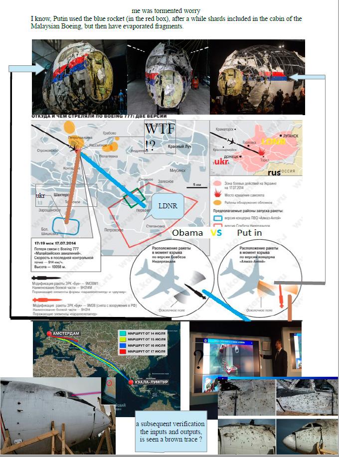 Общая схема по Boeing-777