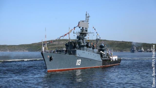 """Малые противолодочные корабли проекта 1124 """"Альбатрос"""" до сих пор главная противолодочная сила у берегов России"""