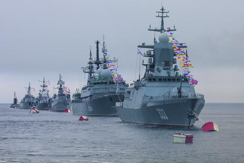 Малые ракетные корабли имеют ограниченную автономность. Базирование в Судане расширит географию их применения. Фото с сайта www.mil.ru