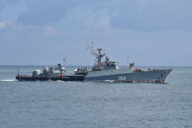 """Малый противолодочный корабль """"Муромец"""""""