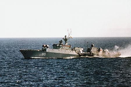 """Малые противолодочные корабли семейства """"Альбатрос"""""""