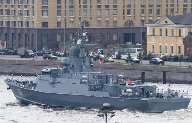 """Малый ракетный корабль проекта 22800 (""""Каракурт"""")"""