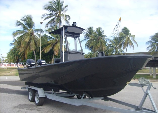 Малый сторожевой катер типа G-25 постройки венесуэльского государственного предприятия UCOCAR.
