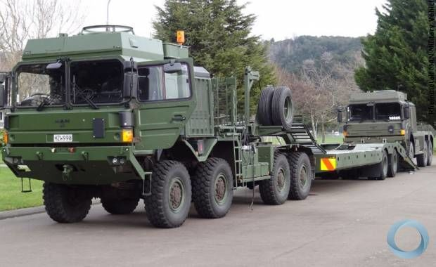 MAN Military Vehicles