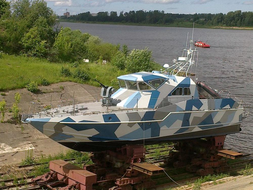 проект катера фото