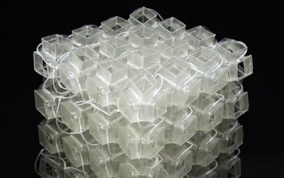 Механический 3D-материал