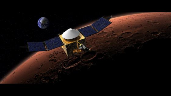 Спутник MAVEN