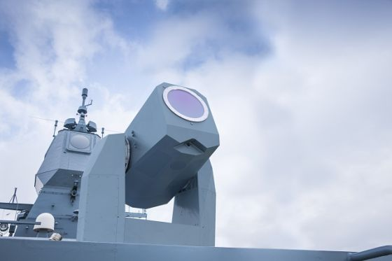 Лазер MBDA