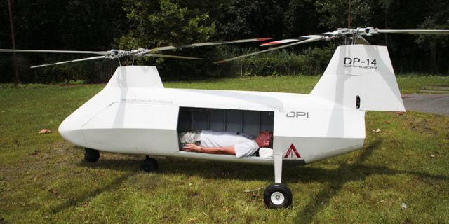 БЛА  DP-14 Hawk
