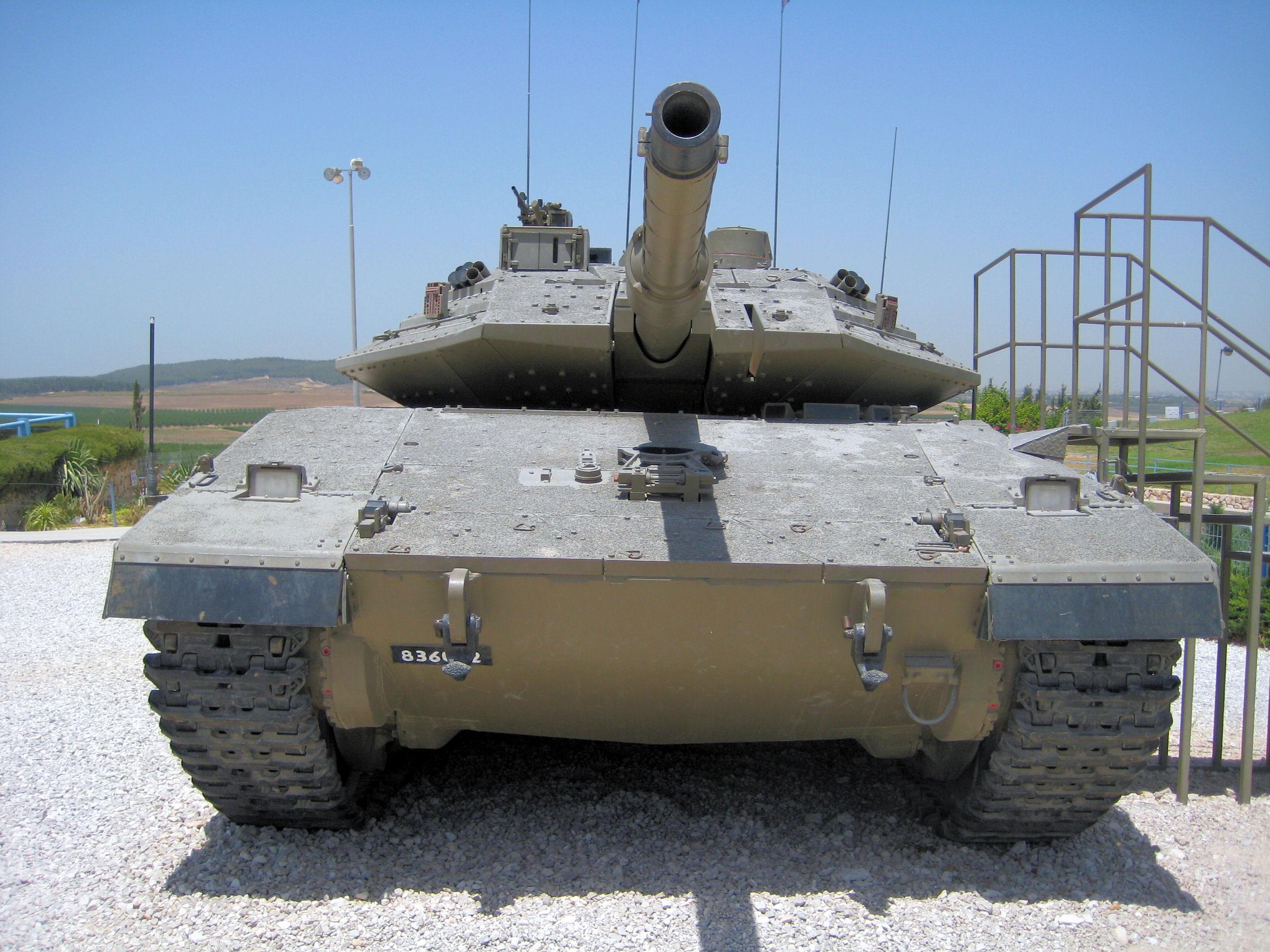 Израильский танк Merkava IV. Источник: data3.primeportal.net.