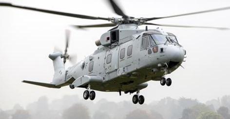 Вертолет Merlin Mk4.