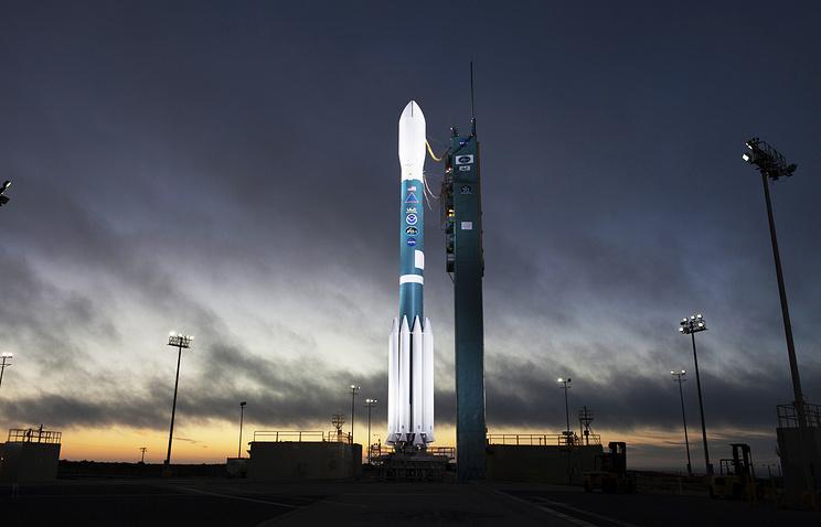 Первый метеорологический спутник нового поколения JPSS-1.