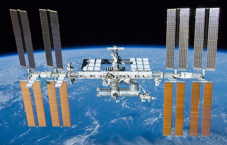 Международная космическая станция (МКС).