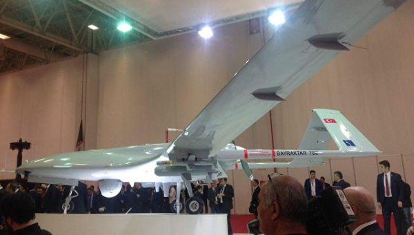 Международная выставка вооружений IDEF-2017 в Стамбуле