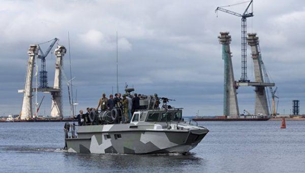 Международный военно-морской салон в Санкт-Петербурге. Архивное фото
