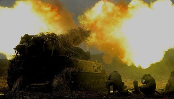 Межвидовые тактические учения 5-й общевойсковой армии ВВО