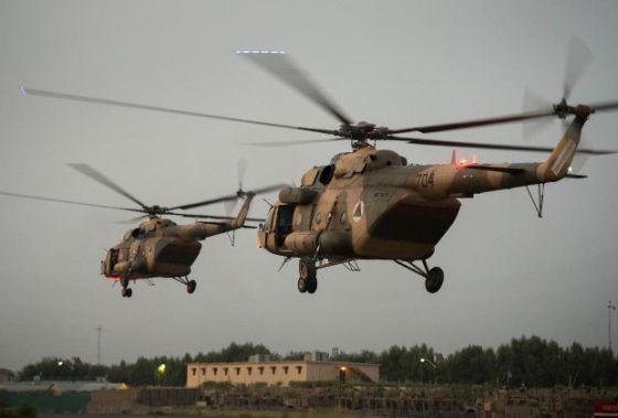 Вертолеты Ми-17В-5