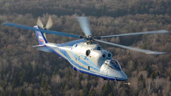 Вертолет-лаборатория Ми-24К