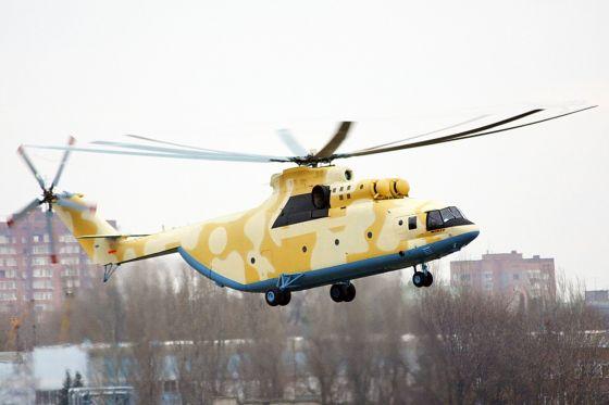 Вертолет Ми-26Т2