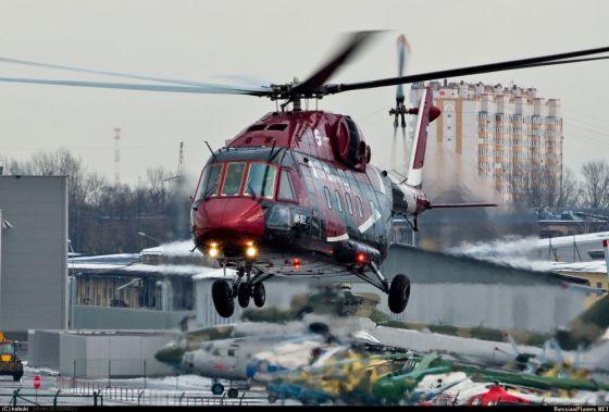 Вертолет Ми-38-2 ОП-3
