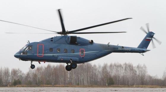 Ми-38 ОП-2