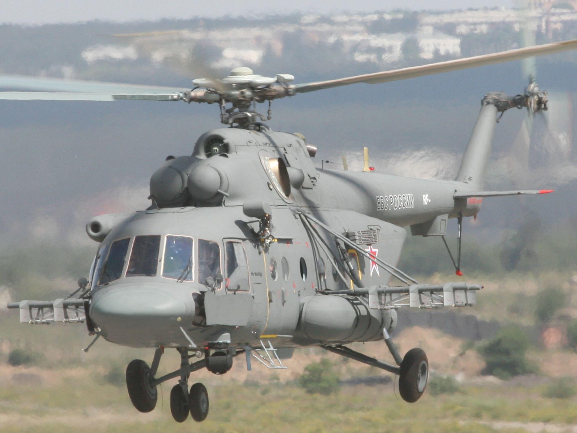 Сборка вертолётов будет налажена в Казахстане