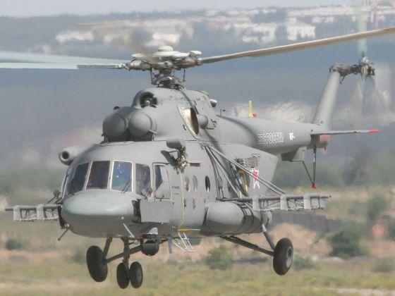 Вертолет Ми-171(Ми-8АМТ)
