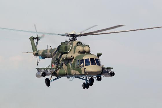 Ми-8АМТШ-В