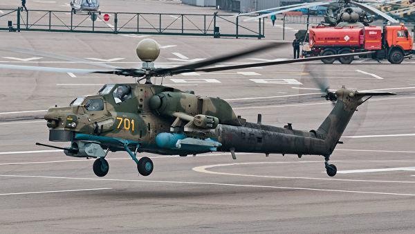 Ми-28НМ