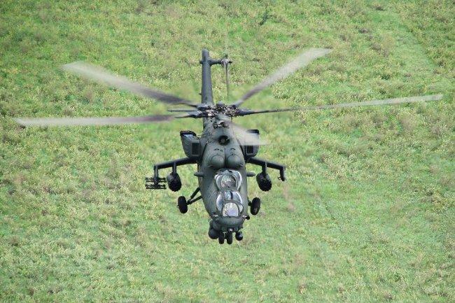 Ми-35М.