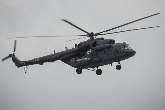 "Ми-8АМТШ ""Терминатор"""
