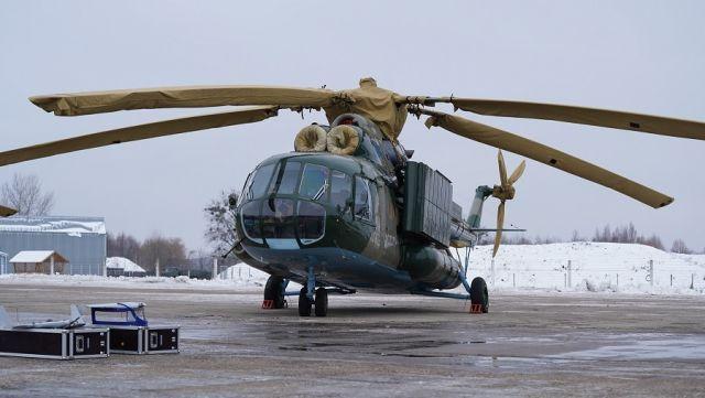 Ми-8МТПИ ВВС Украины