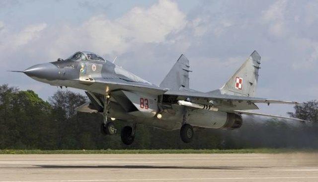 МиГ-29 польских ВВС