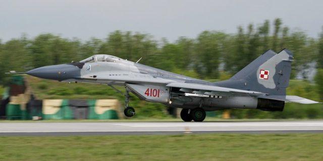 МиГ-29 ВВС Польши