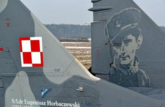 МиГ-29А ВВС Польши
