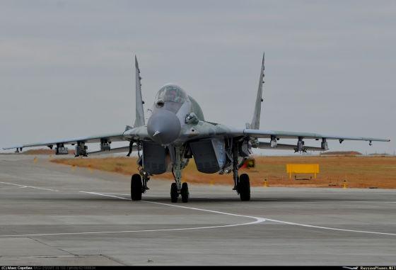 Истребитель МиГ-29СМТ(Р)