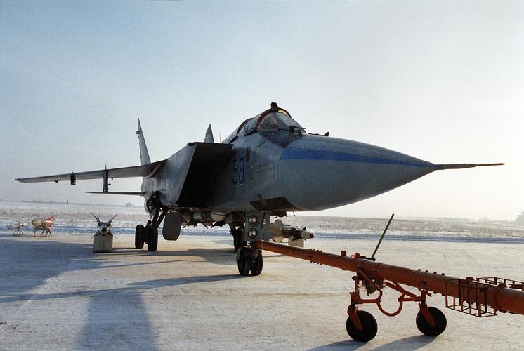 МиГ-31М.