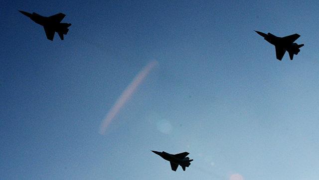 МиГ-31. Архивное фото.