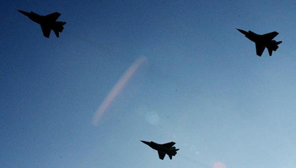 МиГ-31. Архивное фото