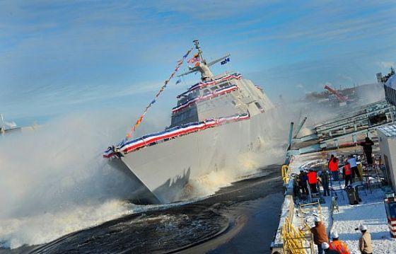 USS Milwaukee (LCS-5)